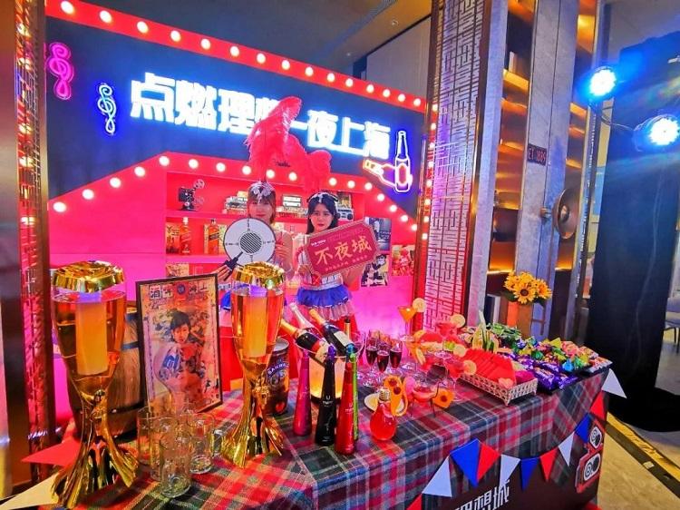 鸿坤地产唐山鸿坤理想城售楼处主题酒吧开业-5.jpg